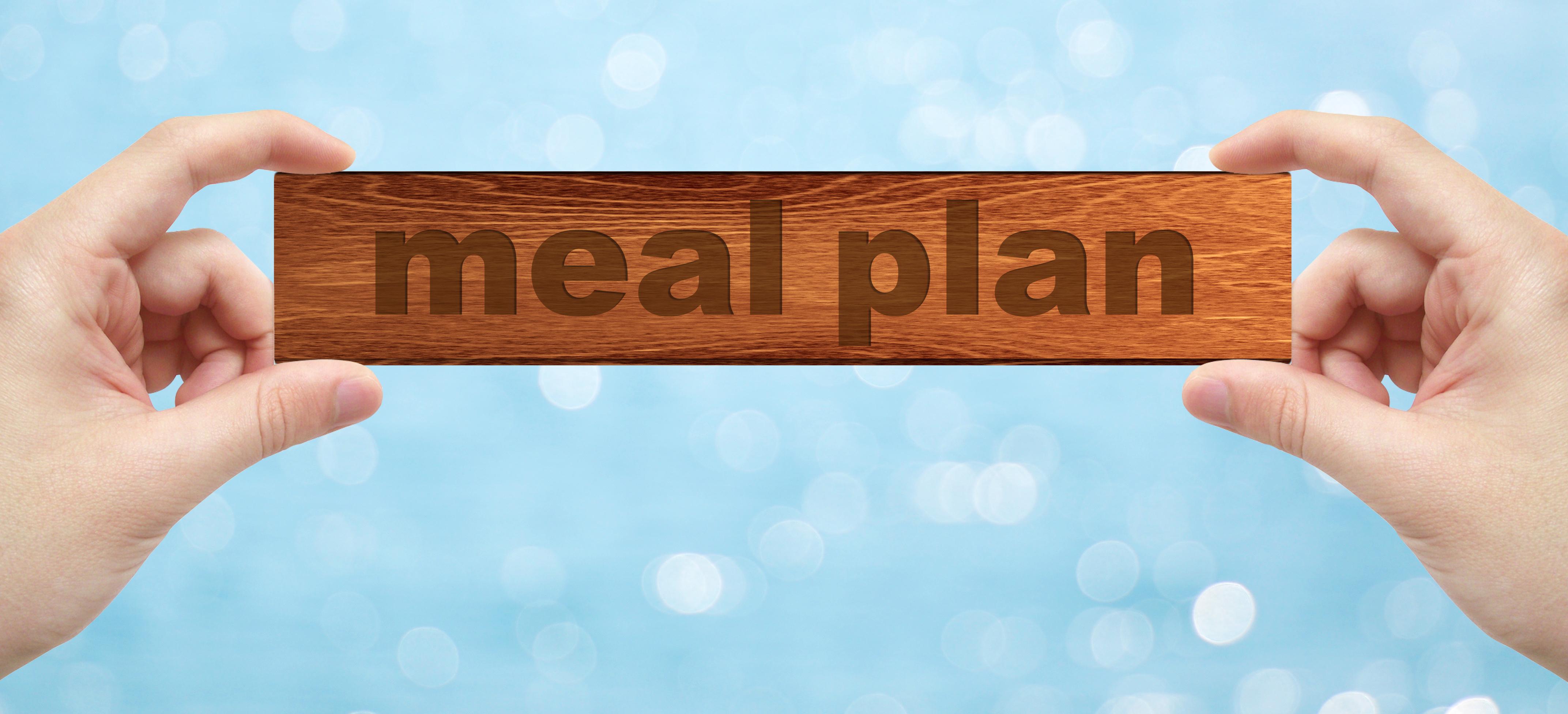 Whole30 Meal Plan – Week 1
