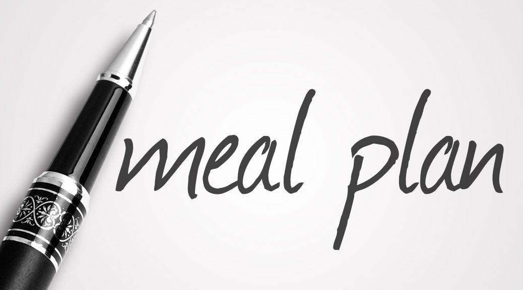 Whole30 Meal Plan - Reintroduction, Part Deux