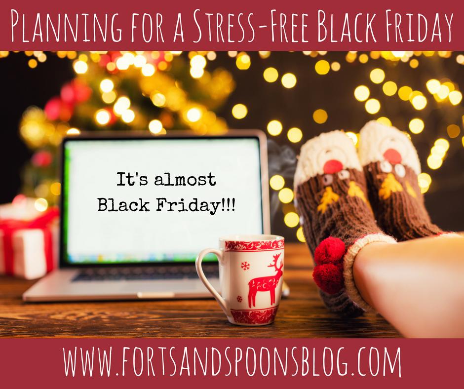 stress-free black friday